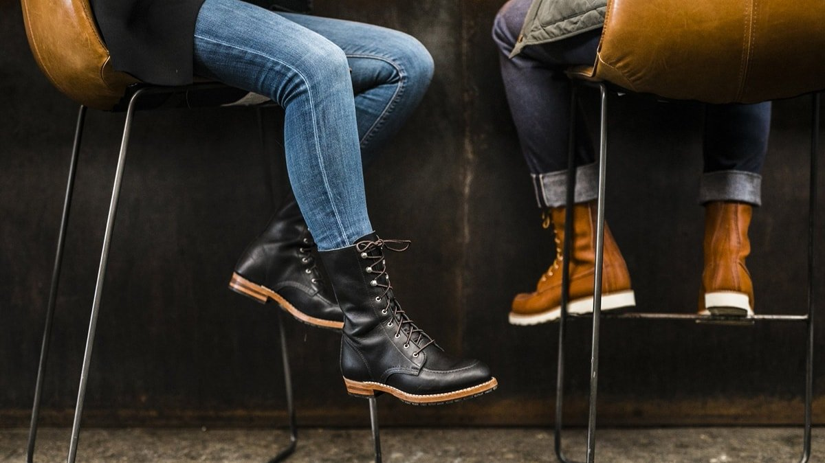 Red Wing's Heritage boots are all made in the USA