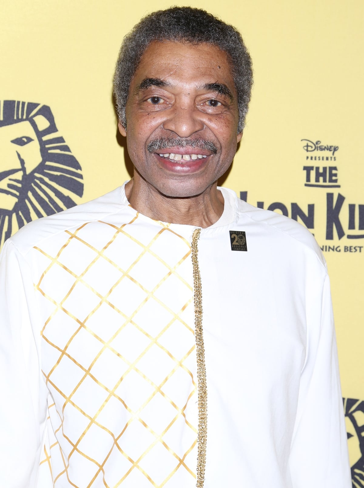 American actor and singer Samuel Edward Wright voiced Sebastian the crab in Disney's animated classic The Little Mermaid