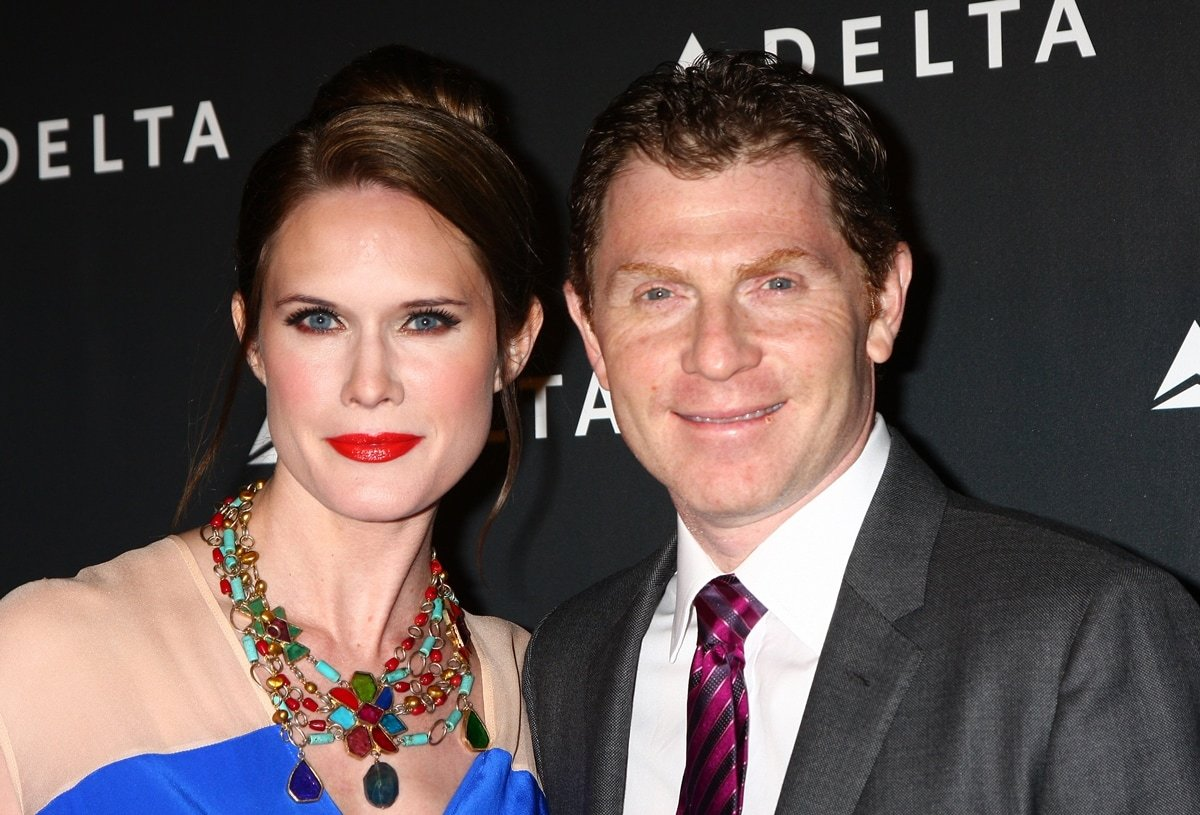 Stephanie March and Bobby Flay were married on February 20, 2005, at St. Peter's Episcopal in New York City, and finalized their divorce on July 17, 2015