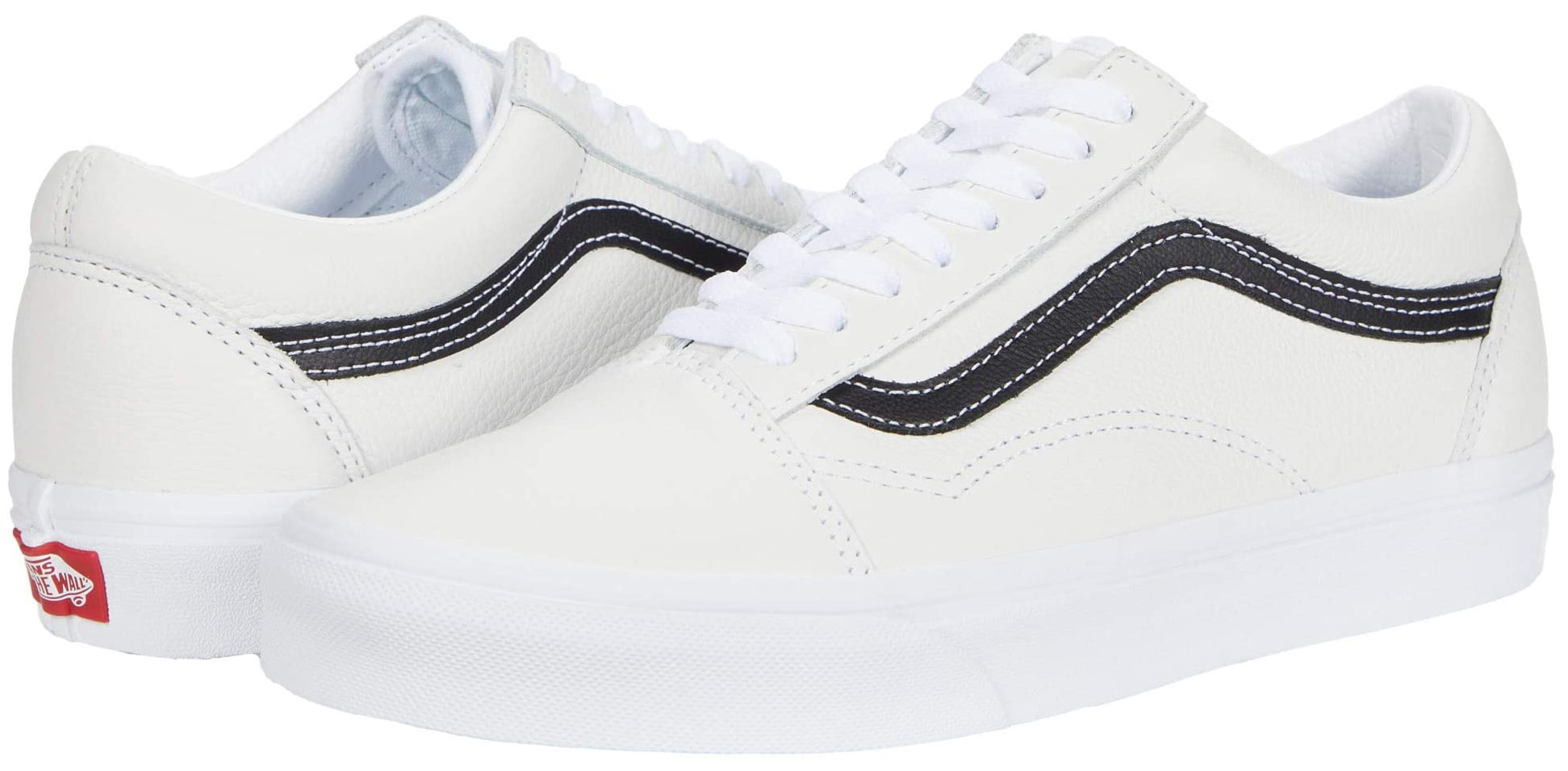 The iconic Old Skool gives off the classic SoCal vibe with a low-profile silhouette and a Sidestripe detail