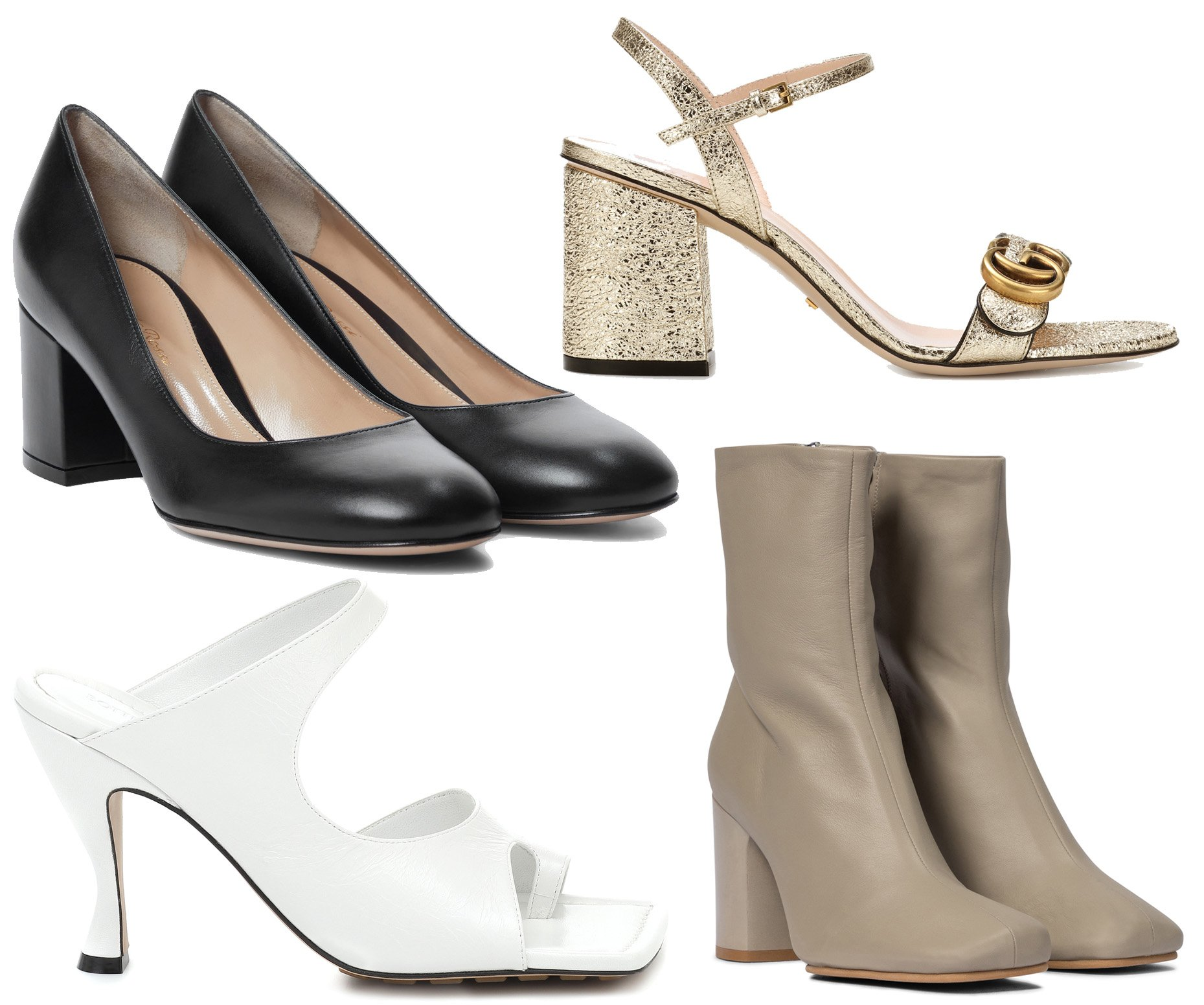 Calfskin leather is the most popular material used for shoes as it is timeless and durable