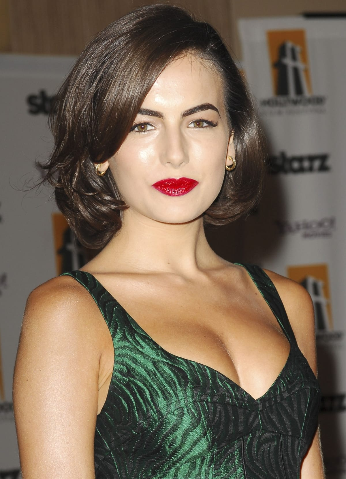 Best known for her role as D'Leh's wife Evolet in the Roland Emmerich-directed big-budget film 10,000 BC, Camilla Belle is an American actress, director, and producer