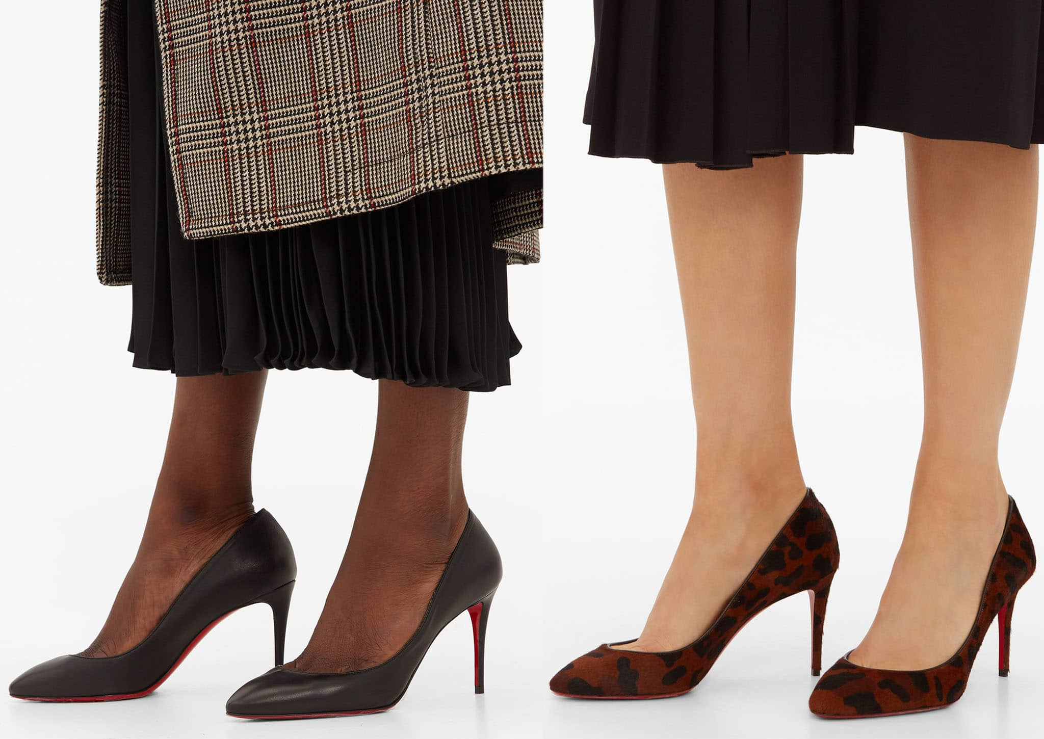 Look classy and comfy from day to night with the Eloise pumps featuring 85mm mid heels