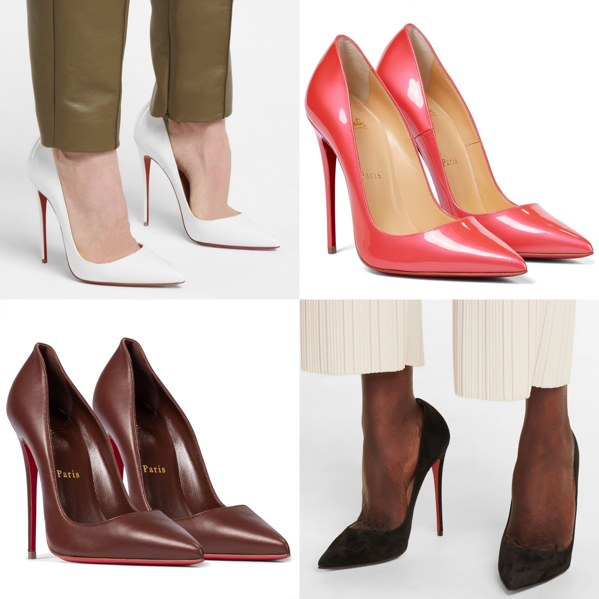 The So Kate is perfect for those who are confident to walk in sky-high heels as it features 120mm heels