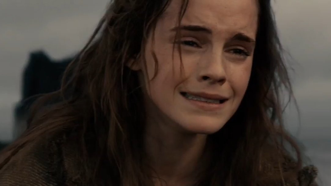 Emma Watson was praised by critics for her performance as Ila in Noah