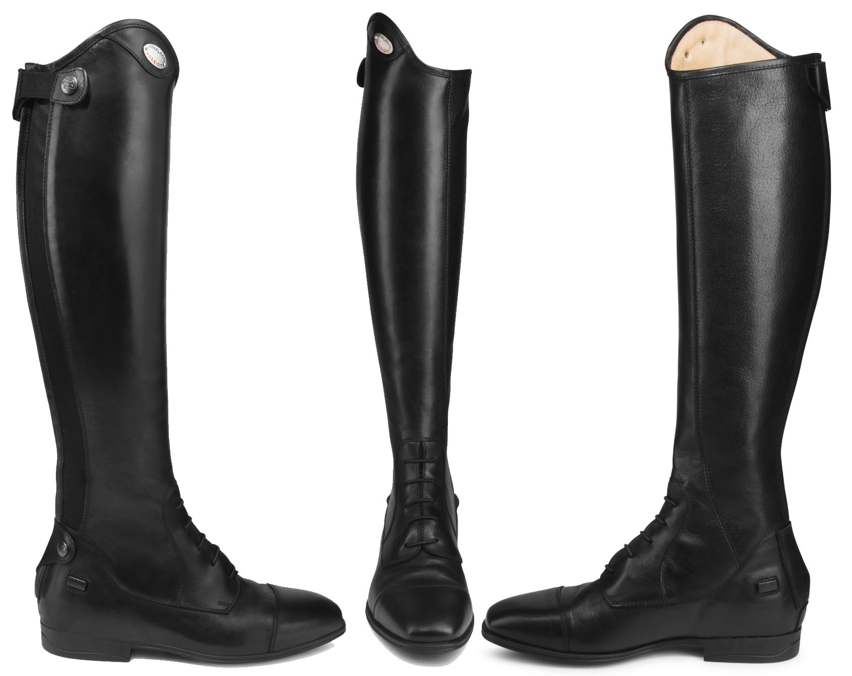 A technologically superior boot made from superior quality calfskin leather with flexible latex and rubber sole