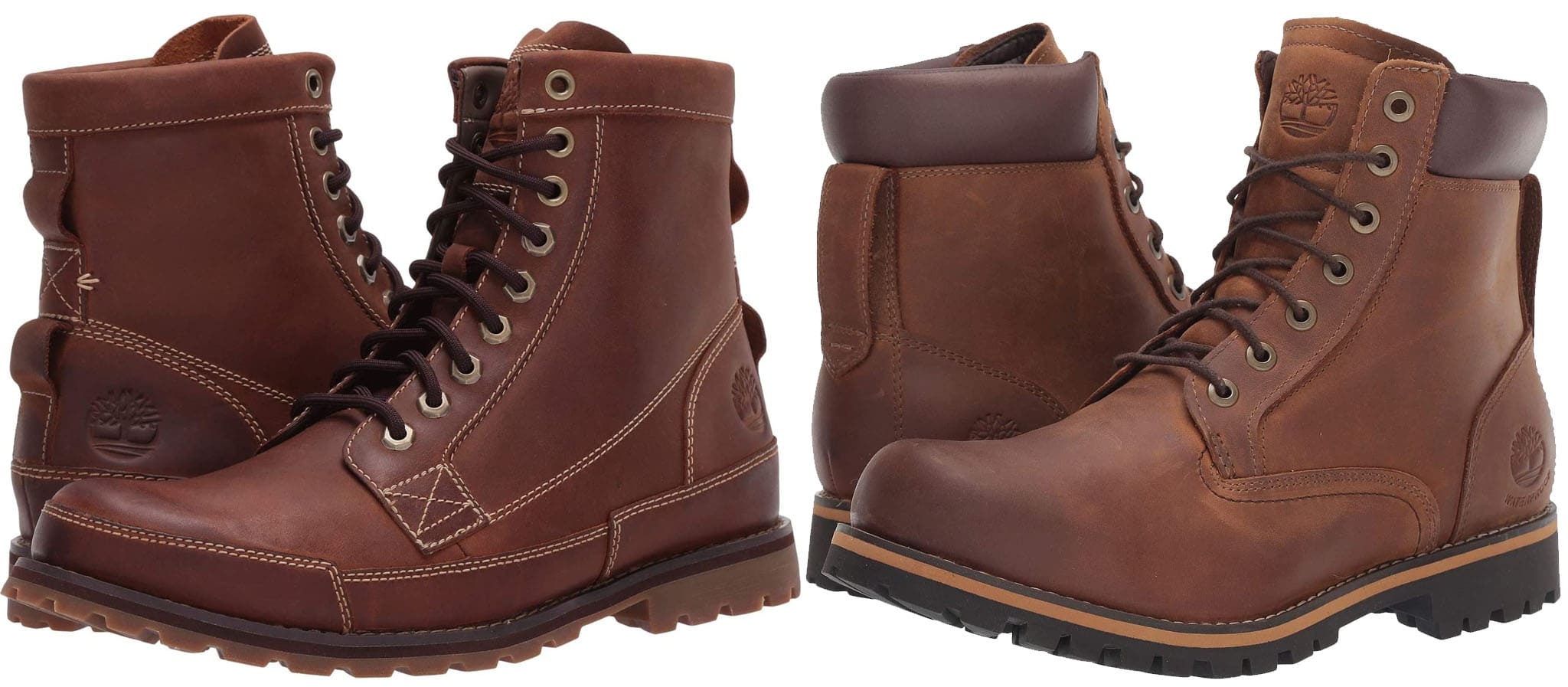 Aside from the iconic yellow boot, Timberland's Earthkeepers is also a popular style, thanks to its environmentally friendly features