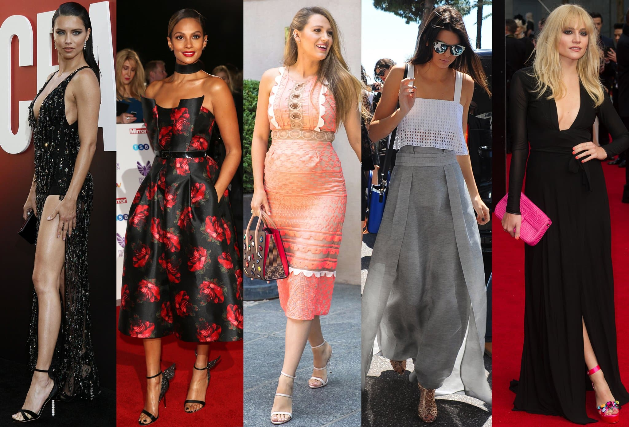 Adriana Lima, Alesha Dixon, Blake Lively, Kendall Jenner, and Pixie Lott are among the many celebrity fans of Sophia Webster