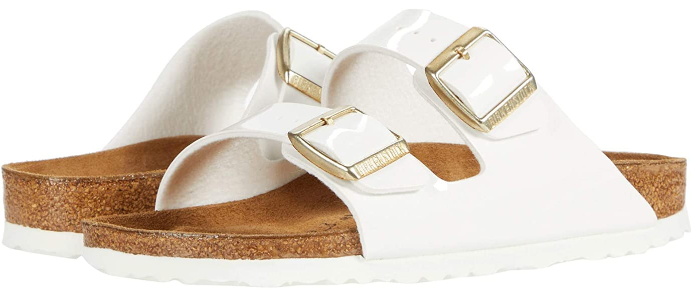 A classic pair of comfy sandals with a contoured footbed and a flexible EVA outsole
