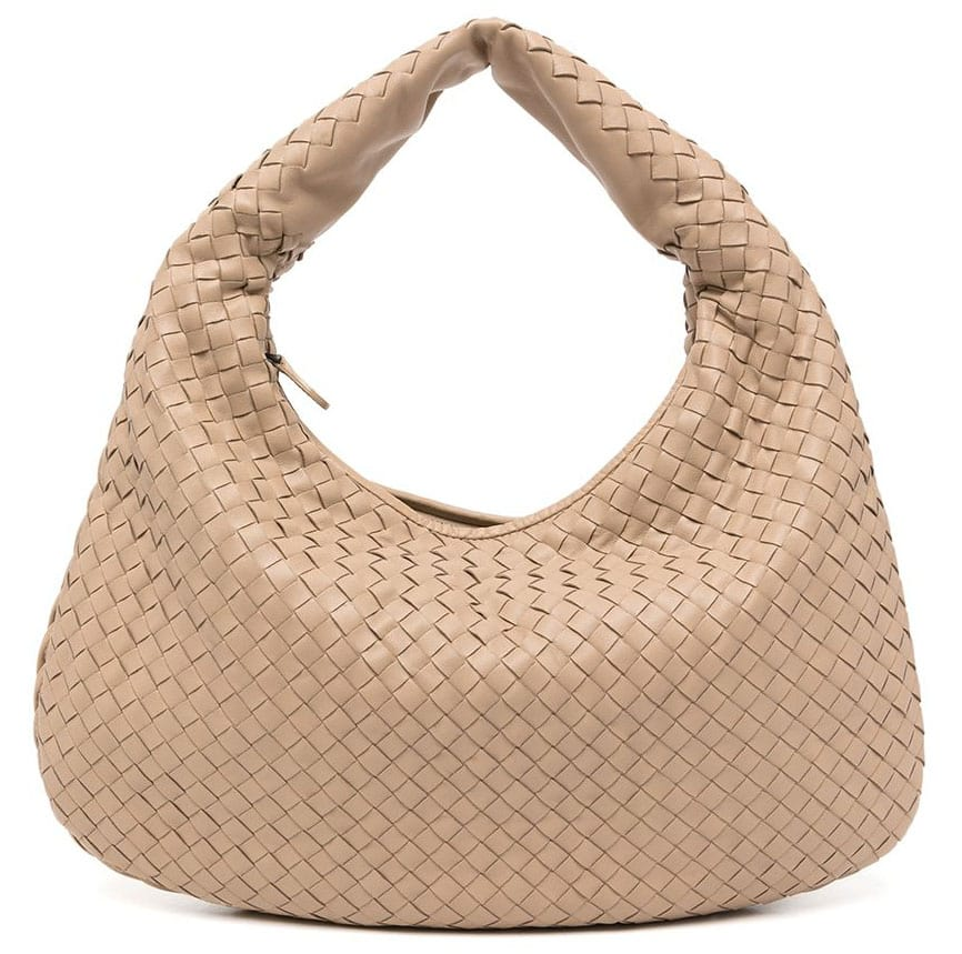 Bottega Veneta is known for its use of the Intrecciato weaving technique, which instantly became the brand's iconic design