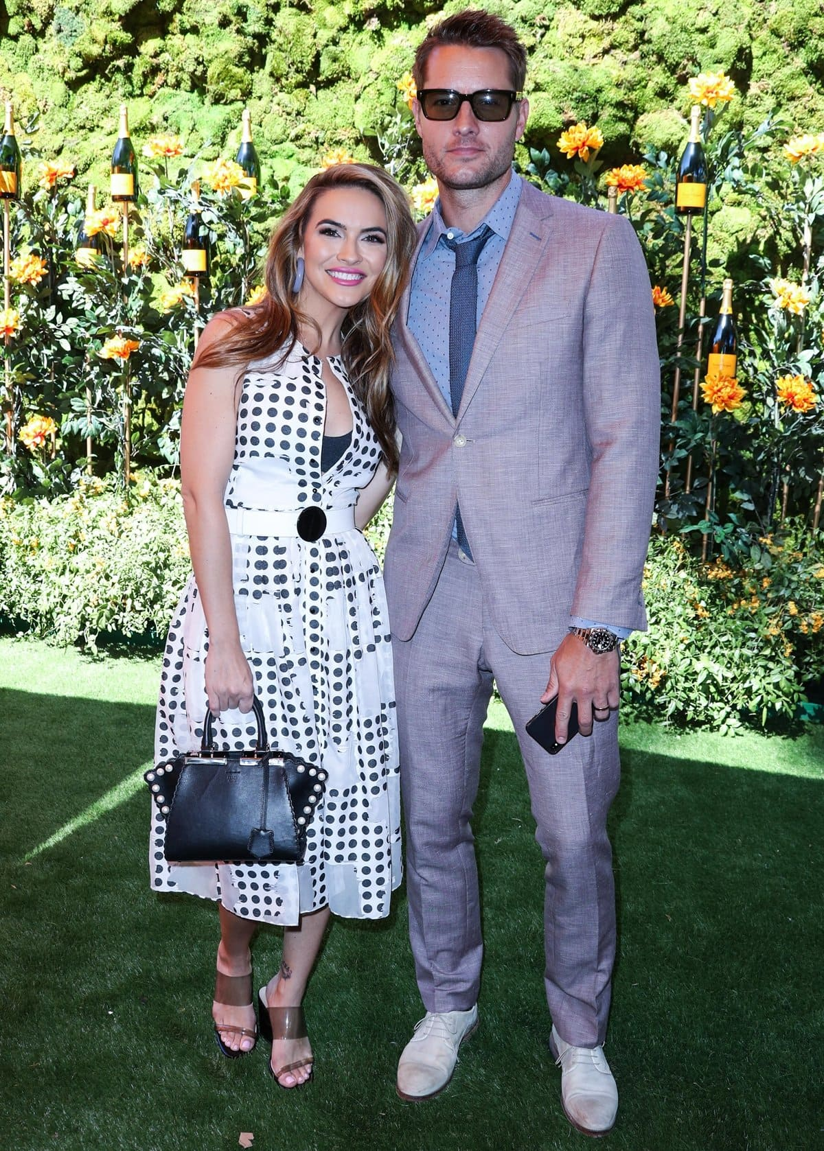 Justin Hartley filed for divorce from Chrishell Stause in November 2019 after two years of marriage