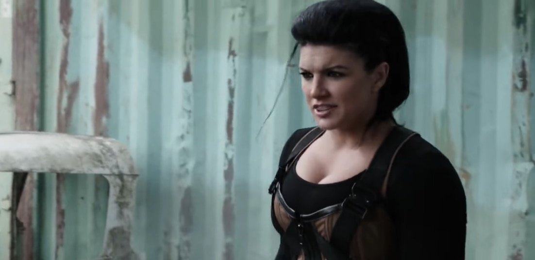 Giana Carano played Angel Dust in the 2016 film Deadpool