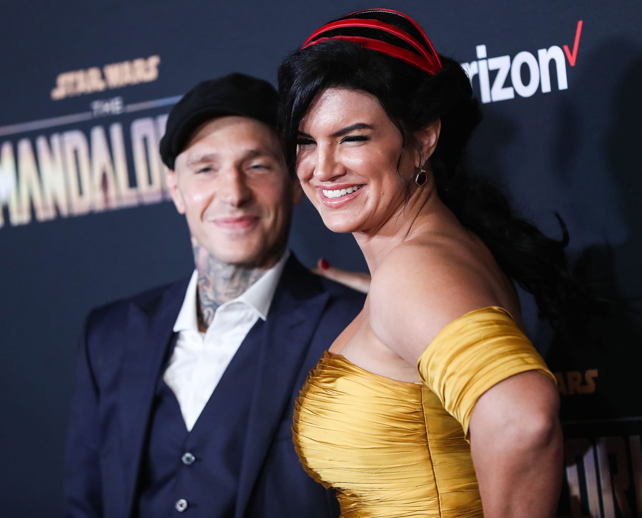 Gina Carano and Kevin Ross are still going strong after getting back together in 2014