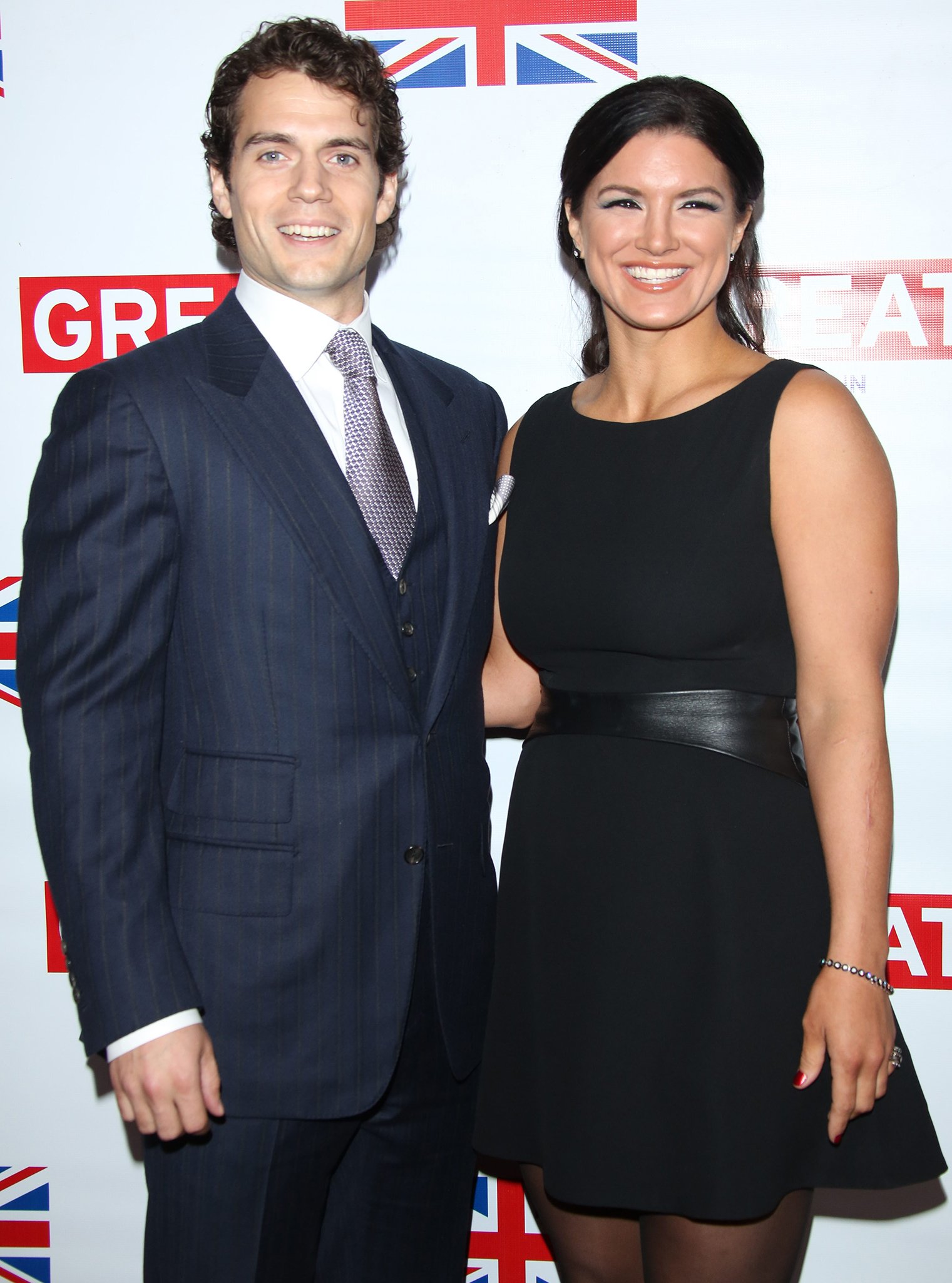 Henry Cavill and Gina Carano rekindled their romance in October 2013 before splitting again in December 2014