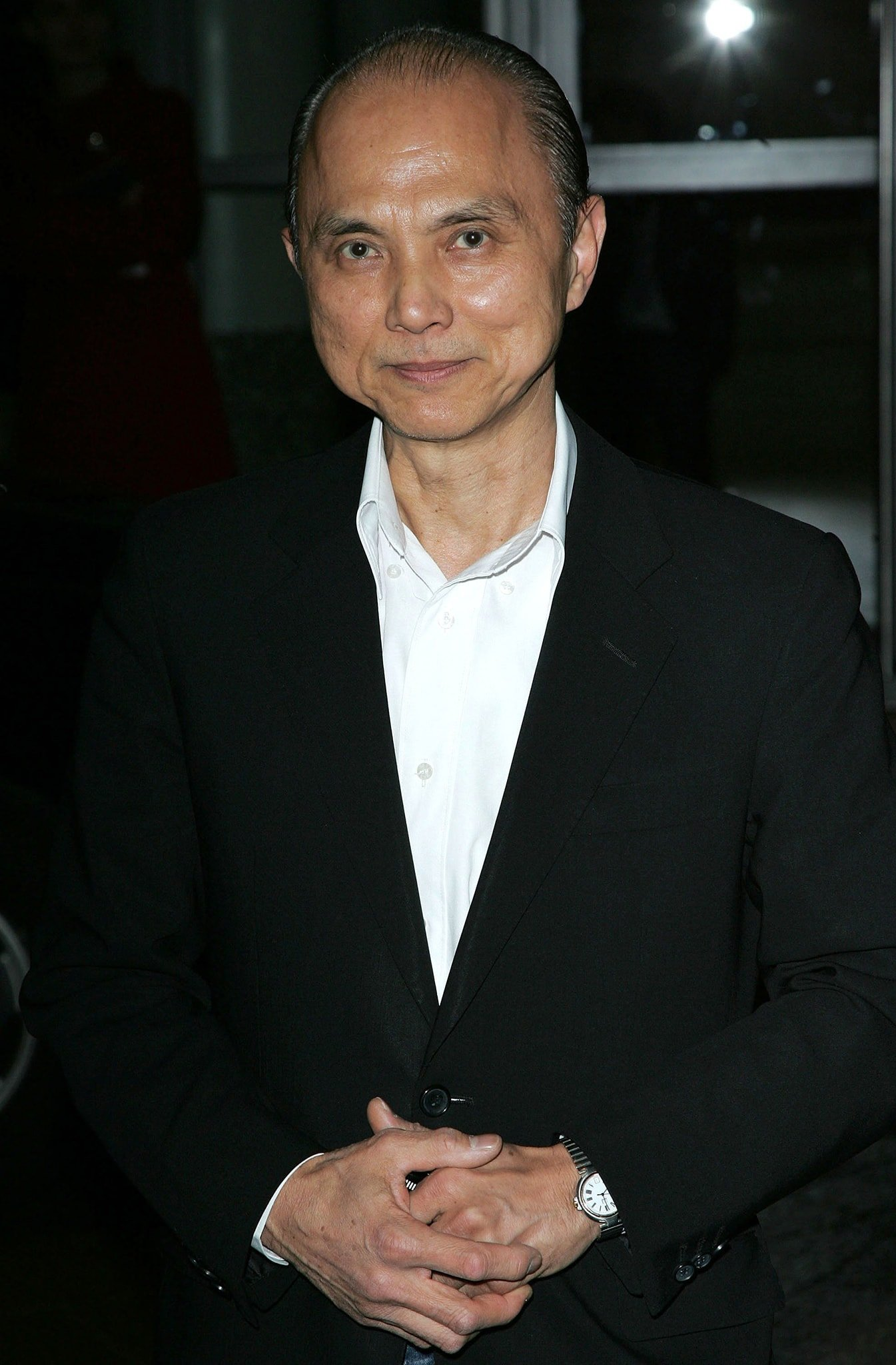 Malaysian-Chinese shoe designer Jimmy Choo, pictured in 2008, founded his eponymous footwear label in 1996