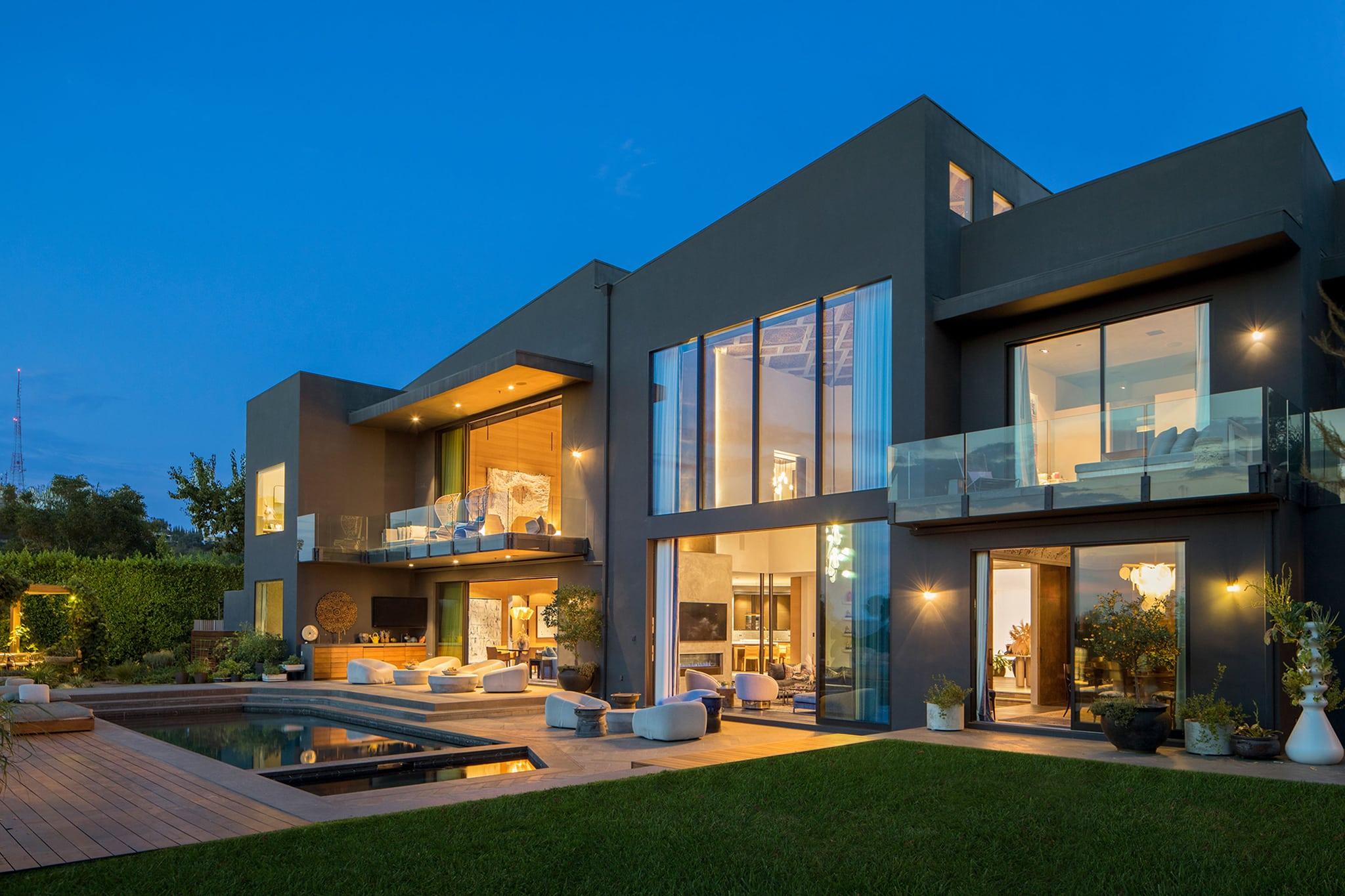 John Legend and Chrissy Teigen sell their Beverly Hills mansion for $16.8 million