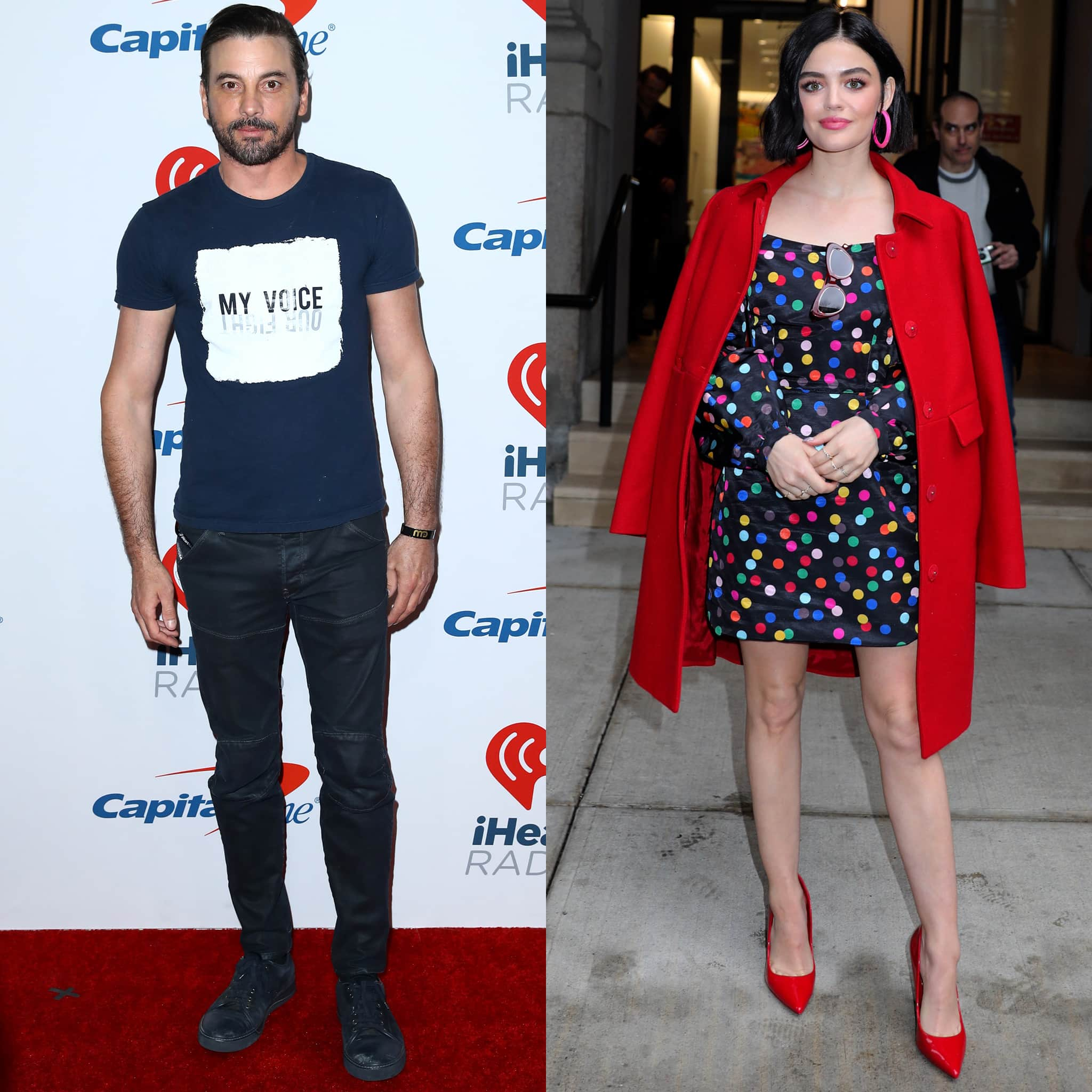 Skeet Ulrich, 51, and Lucy Hale, 32, have reportedly called it quits in April 2021