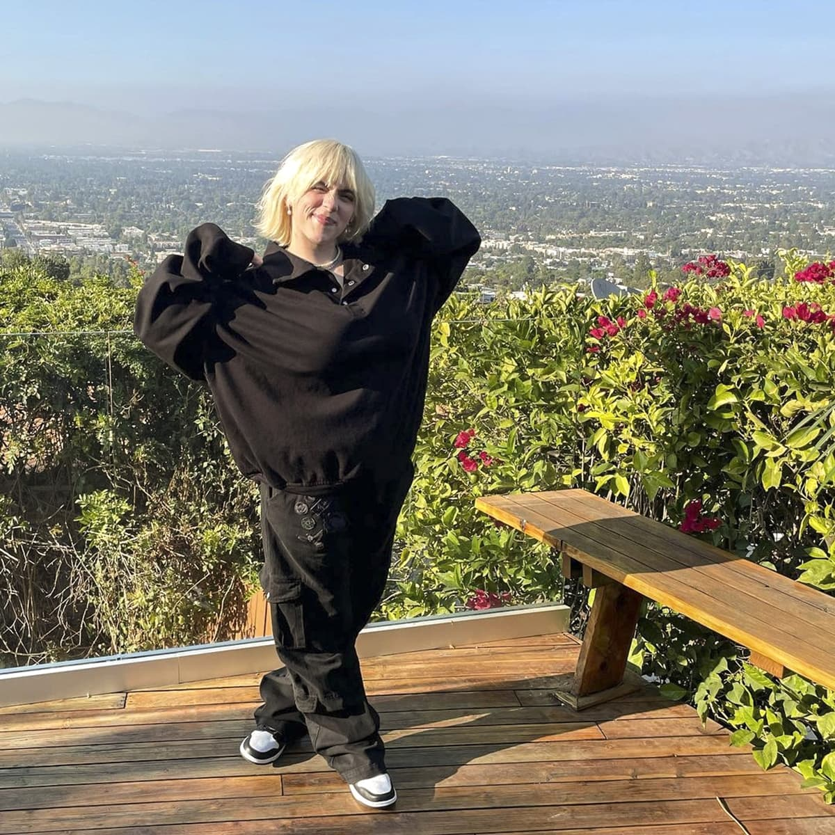 Billie Eilish is open about the pressures of always trying to look good