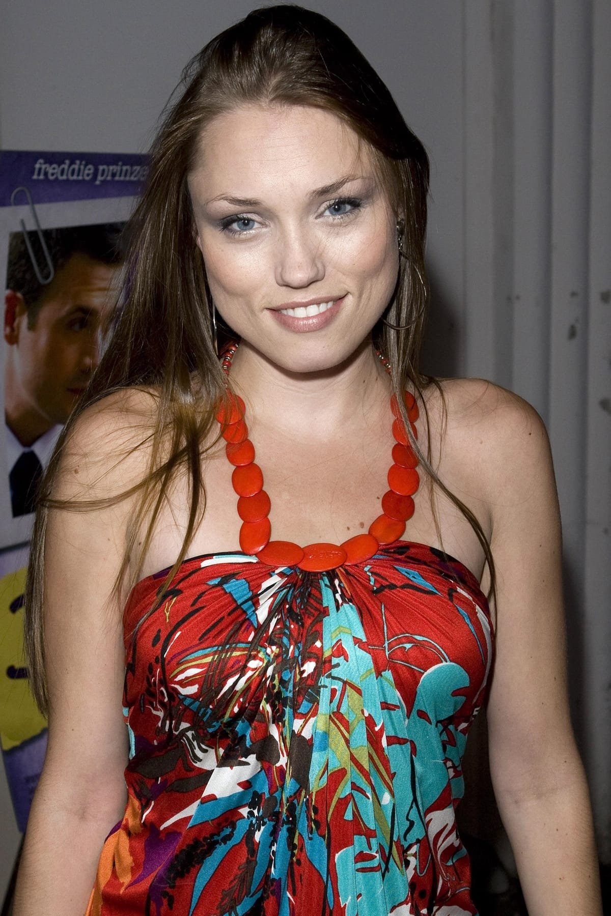 Of Irish, English, Scandinavian, and Native American descent, Clare Grant modeled to support herself through college