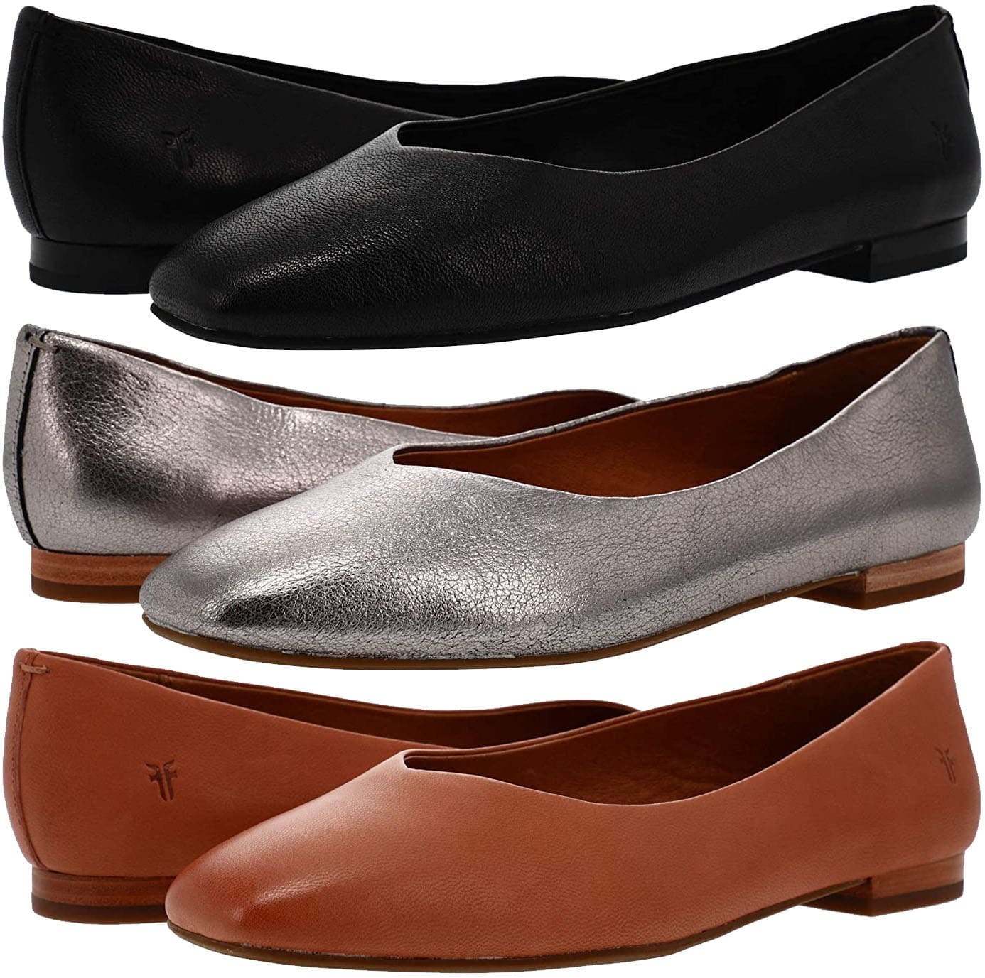The Frye Dana features a classic slip-on style with well bedded footbed for all day wear