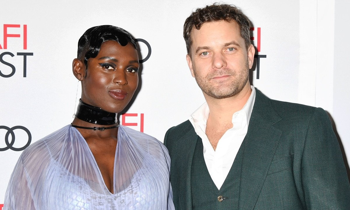 Jodie Turner-Smith and Joshua Jackson obtained a marriage license at a Beverly Hills courthouse