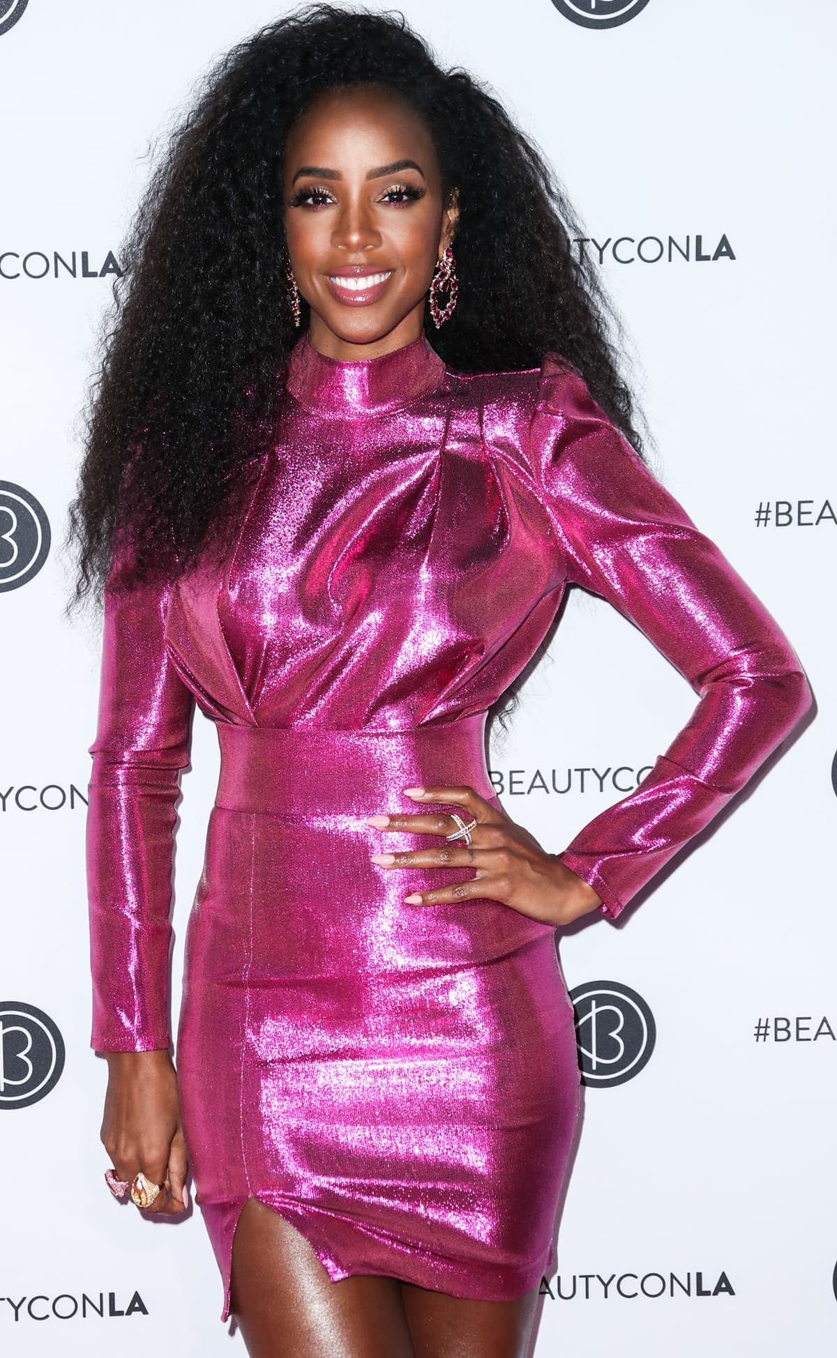 Kelly Rowland likes to surprise her husband in sexy outfits