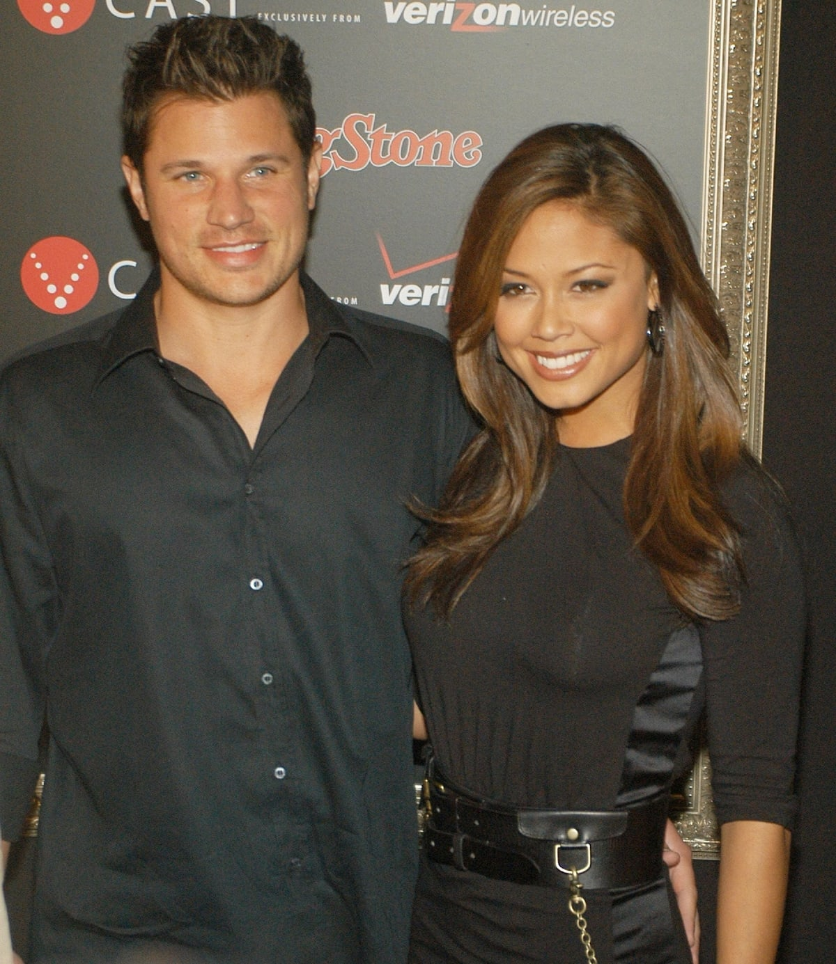 Nick Lachey and Vanessa Minnillo started dating in 2006 and took their romance public in December 2006