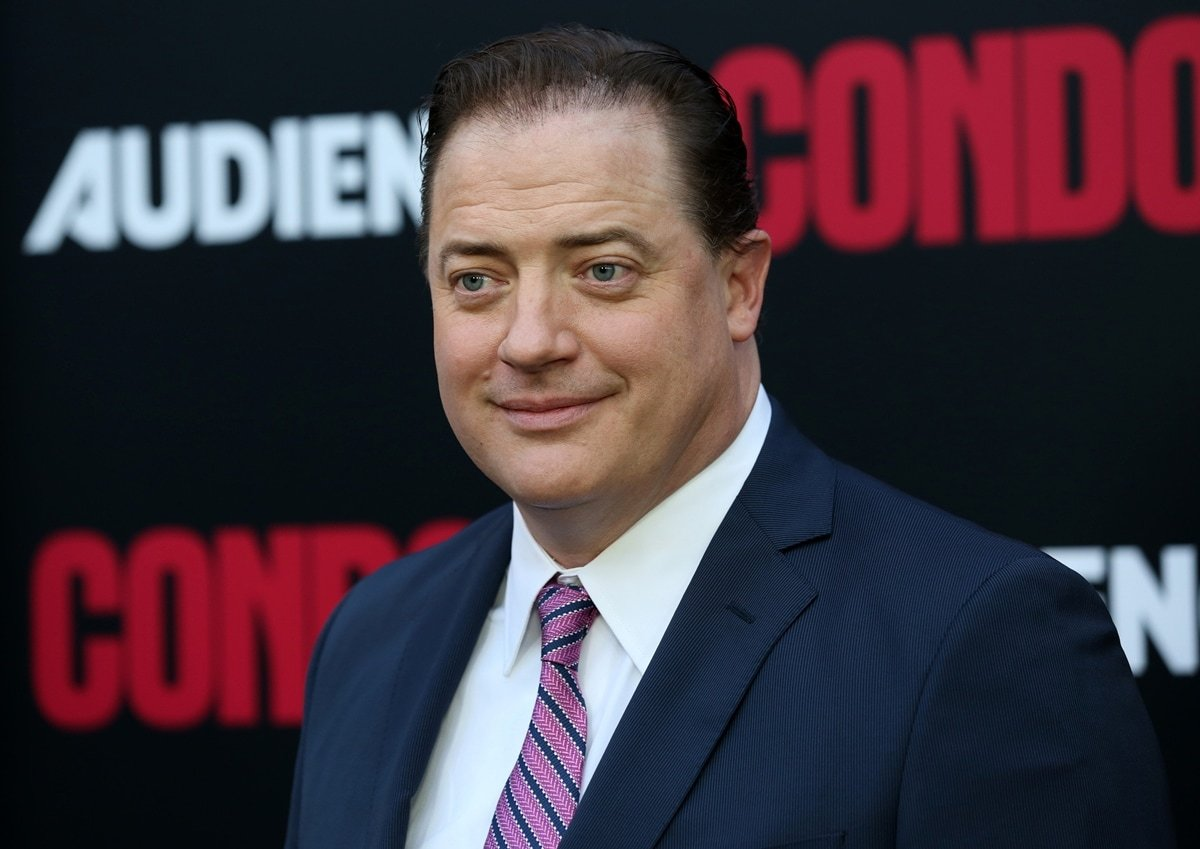 Brendan Fraser suffered from depression after his divorce and the death of his mother
