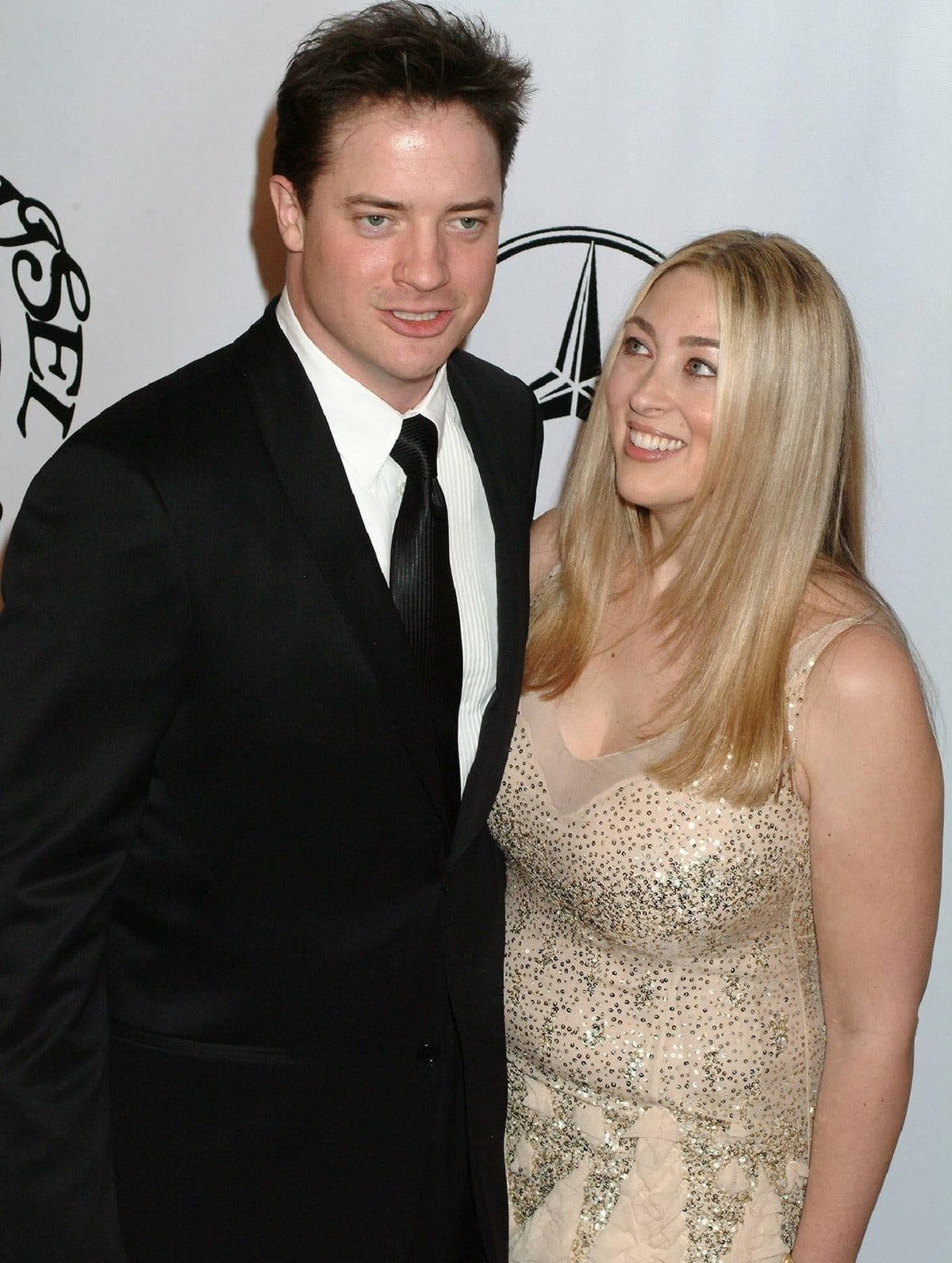 Brendan Fraser met his wife Afton Smith at Winona Ryder's 1993 Fourth of July celebration