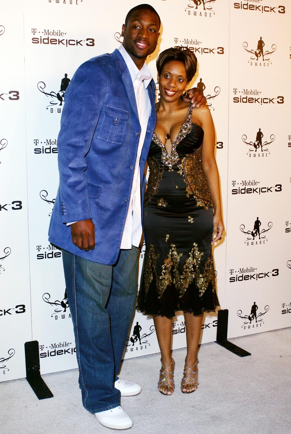 Dwayne Wade has two children with his high school sweetheart Siohvaughn Funches, with whom he was married from 2002-2007