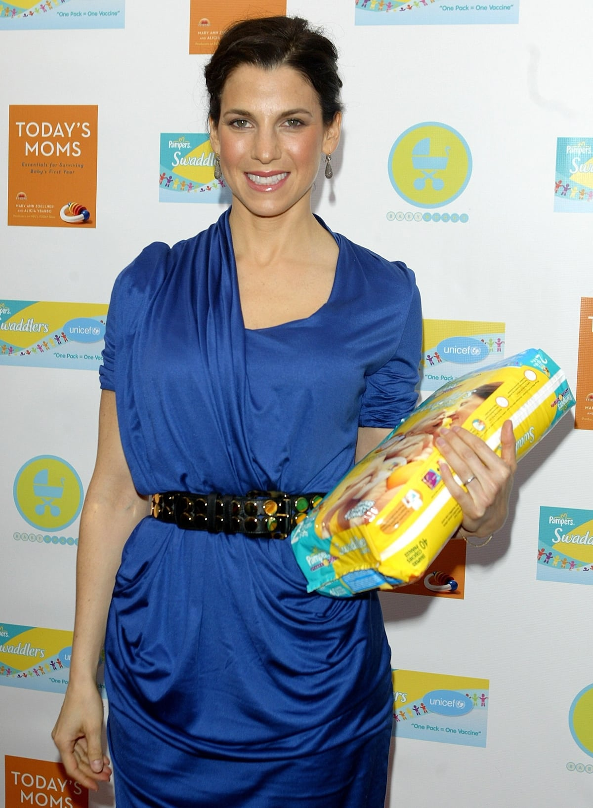 """Jessica Seinfeld promotes """"Today's Moms - Essentials for Surviving Baby's First Year"""""""
