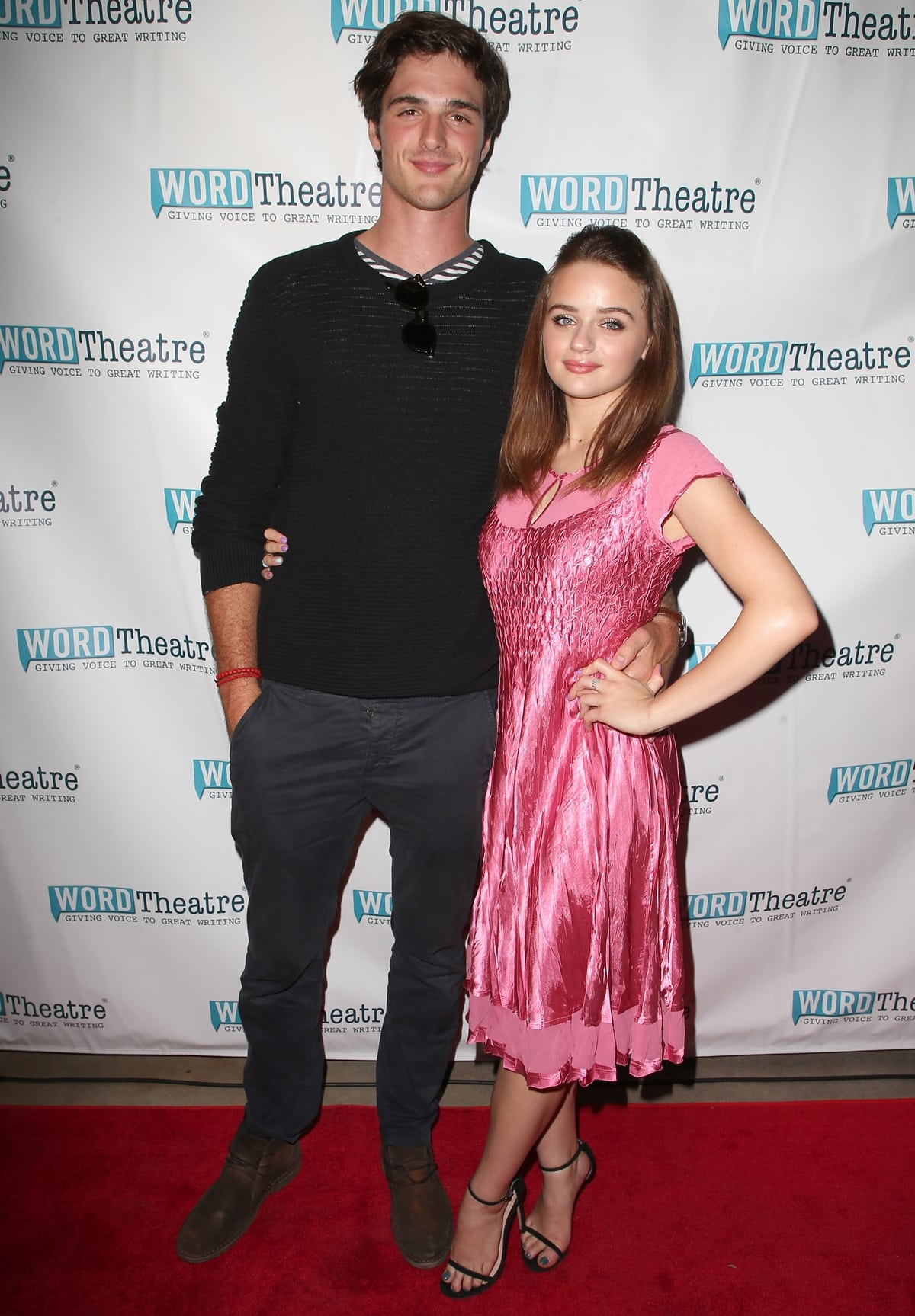 Joey King dated much taller Jacob Elordi from 2017 to early 2019