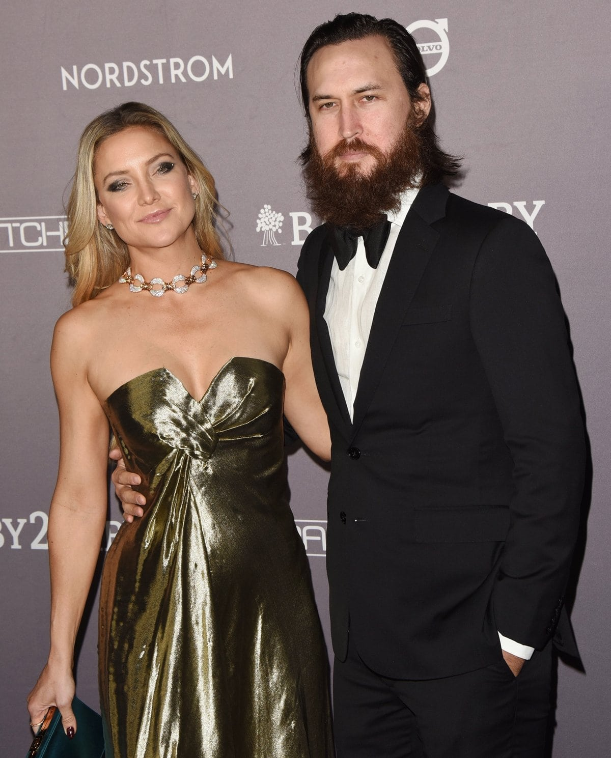 Kate Hudson and Danny Fujikawa announced their engagement in September 2021 after five years of dating