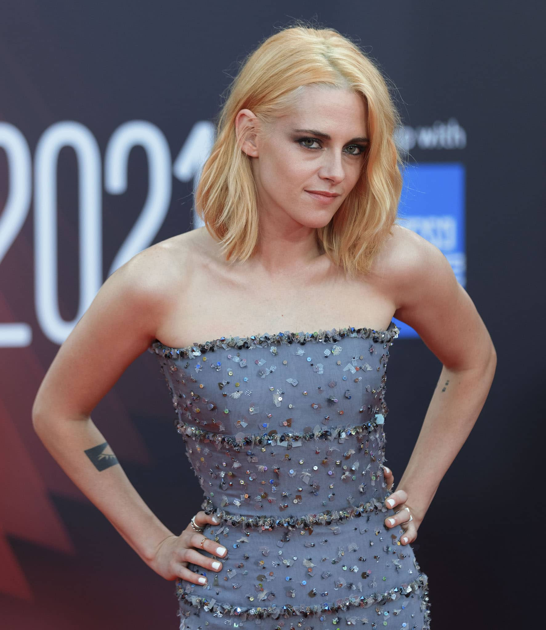 Kristen Stewart revealed she had TMJ due to anxiousness in portraying Princess Diana