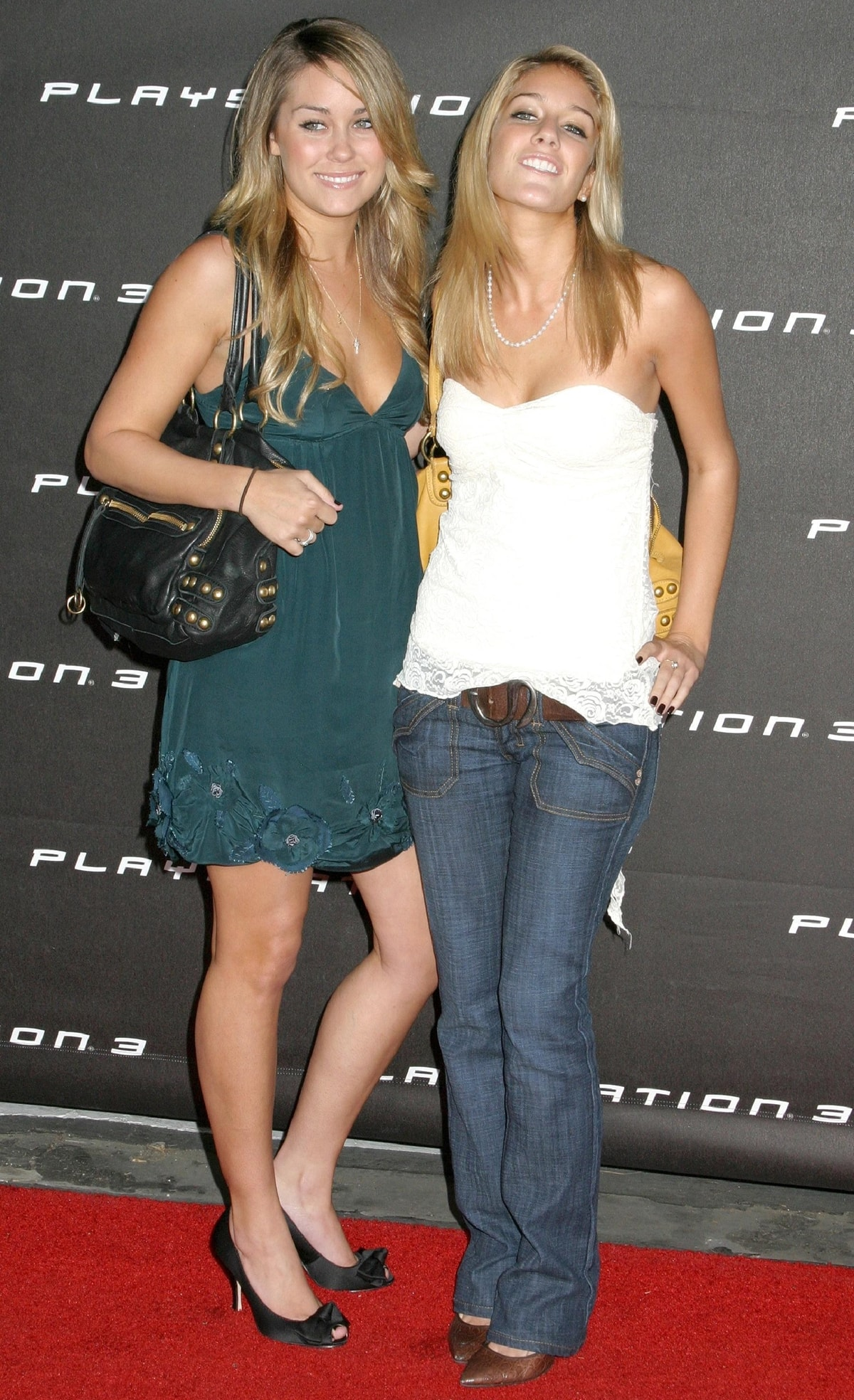 Lauren Conrad and Heidi Montag started feuding after Spencer Pratt tore them apart