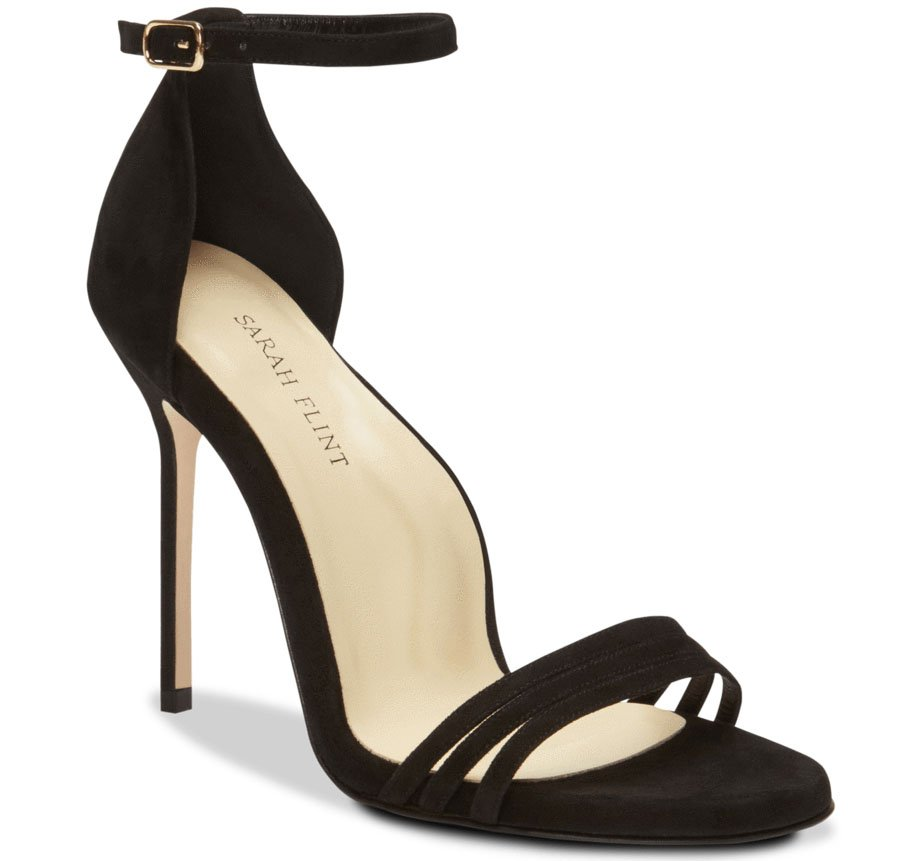 The Perfect sandal from Sarah Flint offers style and comfort with its anatomical arch support and expanded toe box