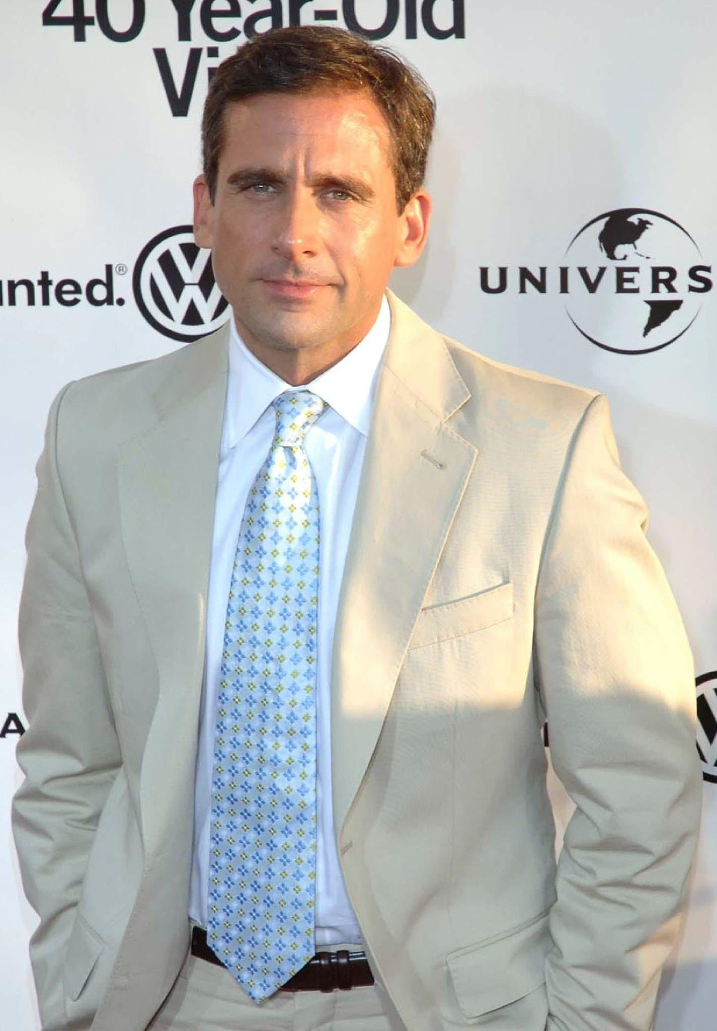 After gaining recognition on The Daily Show, Steve Carell landed his breakthrough role as the comical boss in the mockumentary sitcom The Office in 2005