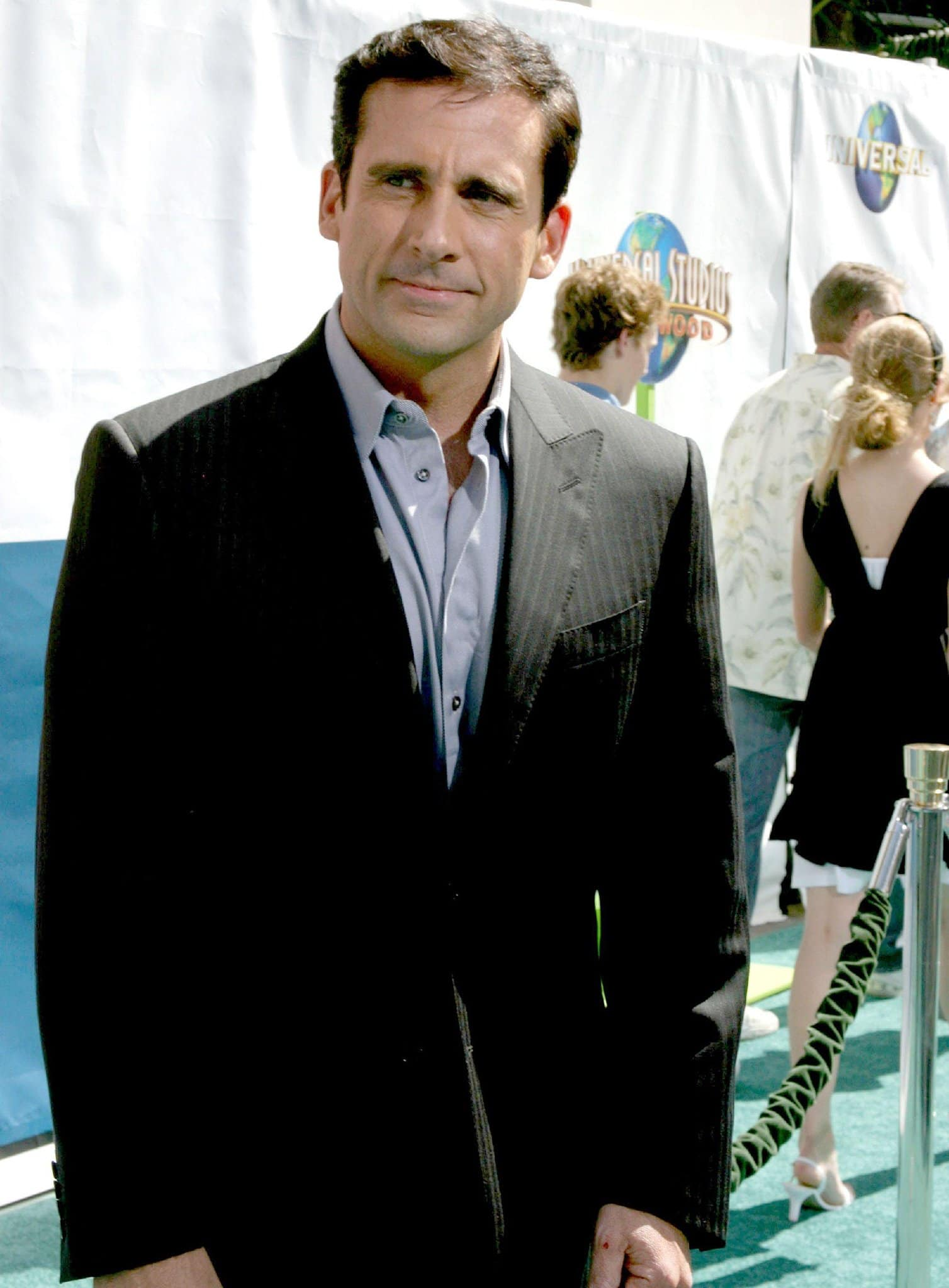 While working on The Office, Steve Carell starred in several films, including Evan Almighty in 2007