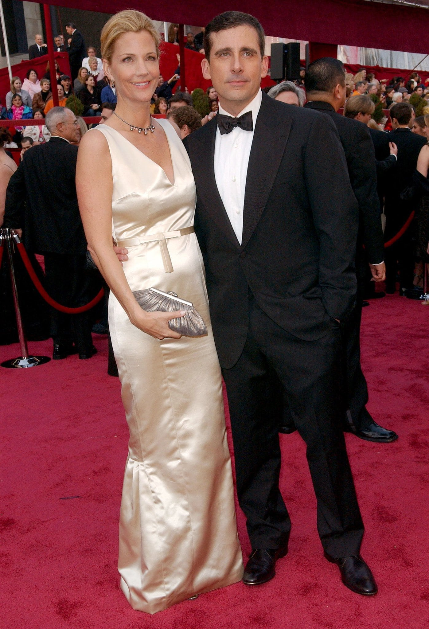 Nancy Carell and Steve Carell relocated to New York City after getting married in 1995
