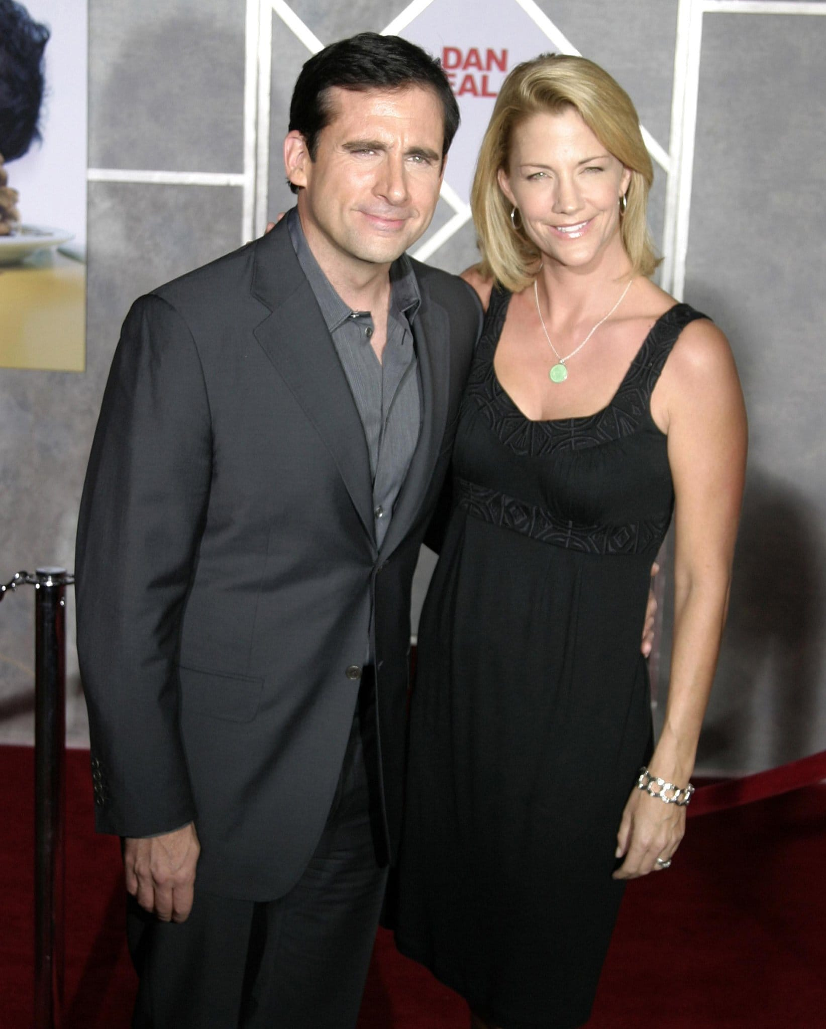 Steve Carell was immediately attracted to Nancy Walls when he met her at Second City in Chicago in the 1990s